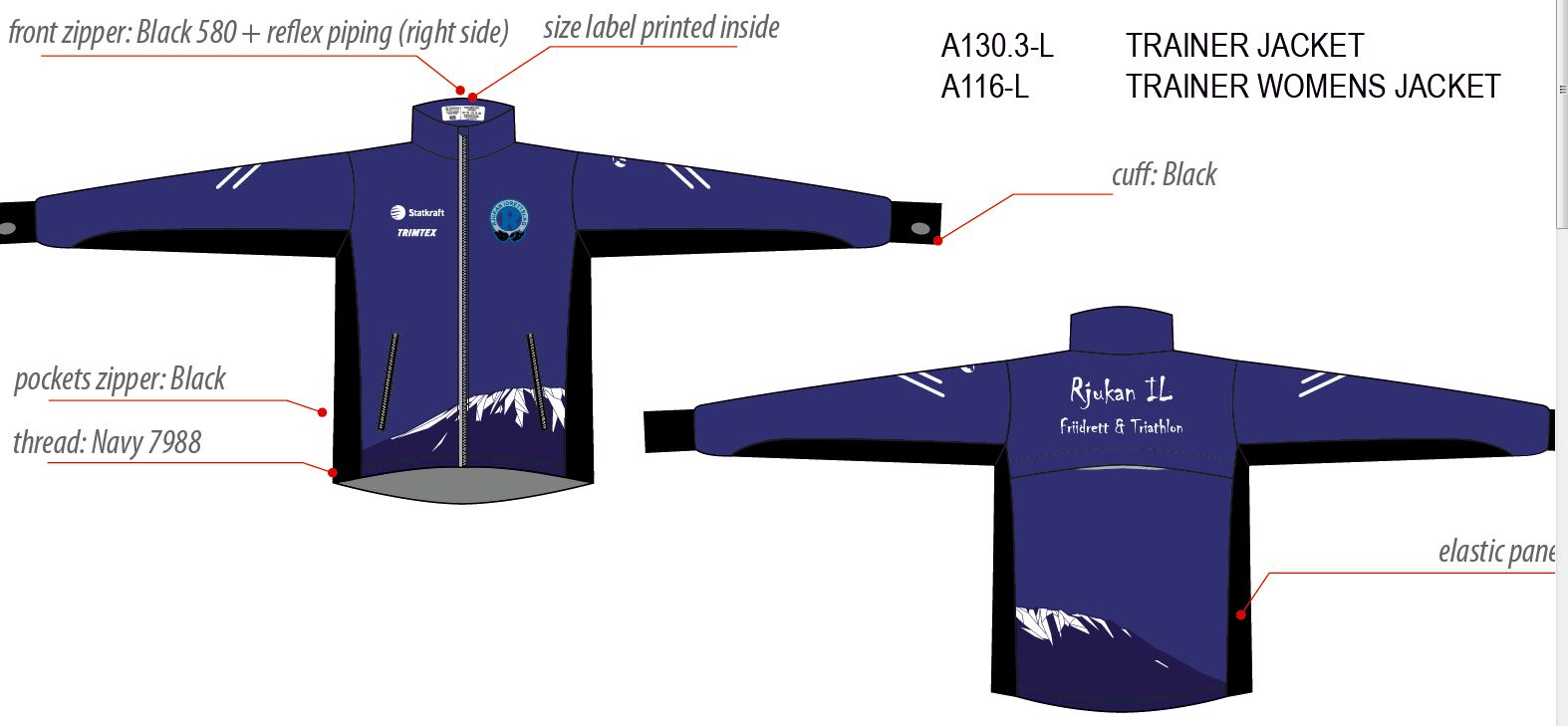 Design - jakke