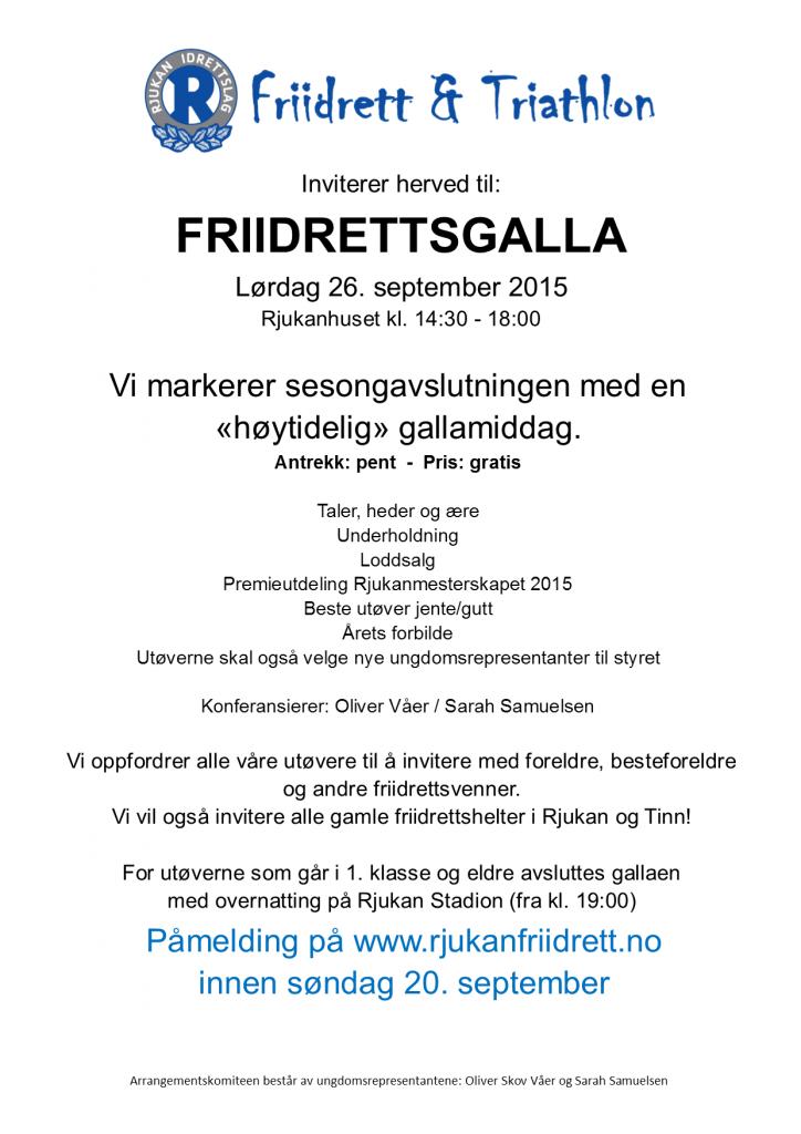 20150922 Friidrettsgalla invitasjon